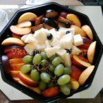 Доставка фруктовой нарезки в оригинальной упаковке. Мобильный кейтеринг